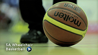 First Runner Up: Wheelchair Basketball South Africa Disabled