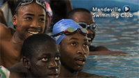 Winner: Mandeville Aquatics Disability Swimming Centre of Excellence